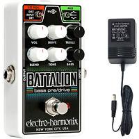 Electro-Harmonix Nano Battalion Effects Pedal