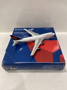 BOEING 747 - 400 DELTA GEMINI JETS 1:400 airliner JETS  TRAVEL