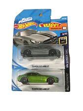 Hot Wheels X2 Mercedes AMG GT