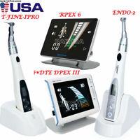 AZDENT LED/Wireless Endo Motor Treatment 16:1 Reduction Handpiece/ Apex Locator