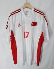 Maglia calcio Turchia Adidas vintage 00 shirt camiseta soccer Turkey Adidas