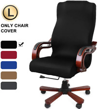 CAVEEN Office Chair Cover Computer Chair Universal Boss Chair Cover Modern