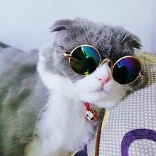Pet Sunglasses Colorful Cool Little Dog Cat Eye-wear Photos Accessories