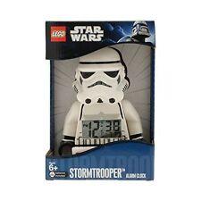 Lego Star Wars Alarm Clock Stormtrooper 9002137