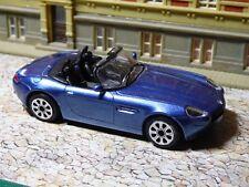 Rarität,1:43,Bburago,BMW Z8,blaumetallic,,ItalyNachlass,Fund,Sammlung