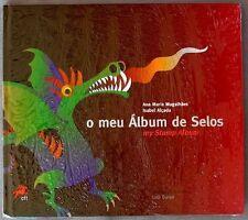 s1789) Portugal o meu álbum de Selos - my sello álbum - Para Niños 2010