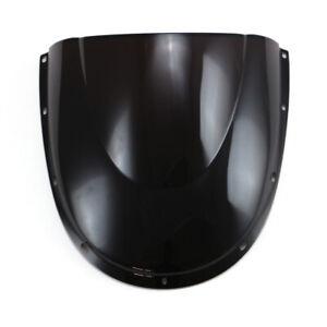 Motorcycle Windshield Windscreen For Ducati 748 916 996 998 1994-2004 Black