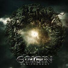 Origin - Omnipresent CD 2014 technical death metal Nuclear Blast press