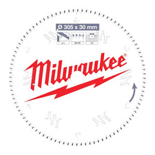 Milwaukee -Sägeblatt Ø Alu 305 x...