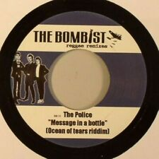 "The Police / Mavado & Busy Signal ‎– Message In A Bottle / Bad Man Place.7""."