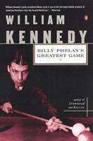 Billy Phelan's Greatest Game, William Kennedy,0140063404, Book, Good