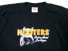Hooters ® Casino Hotel Las Vegas - Hold Em Sexy Lady - Black T-shirt New NWOT