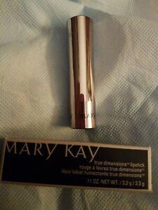 mary kay true dimensions lipstick FIRST BLUSH  full size .11oz  NIB
