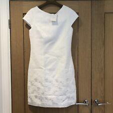 Ted Baker Juliene White Dress, Size 2, UK 10, BNWT