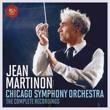 Chicago Symphony Orchestra - Jean Martinon - The Complete CSO Recordings