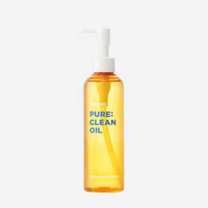Manyo Factory Pure Cleansing Oil 200ml natural soap cleansing oil (no case)