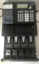New Listingcasio Pcr T273 Electronic Cash Register Tested Amp Working Both Keys