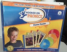Hooked On Phonics Master Reader Program Ages 7+ Grades 2 - 6