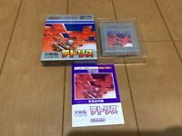 TETRIS BOX and Manual japan Gameboy Nintendo 3