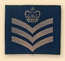 New Royal Air Force RAF Flight Sergeant Rank Slide