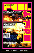 Drag Racing NITETIME FUEL & FIRE,  FUNNY CARS, A MAIN EVENT ENTERTAINMENT DVD