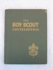 Bruce Grant  THE BOY SCOUT ENCYCLOPEDIA   Rand McNally  c.1952