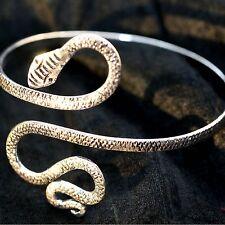 Bracelet armspange-kobra, vrai argent 925 BRACELET SERPENT SERPENTS INDIEN