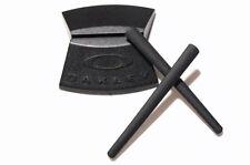 OAKLEY 5079 CARBON PLATE BLACK EARSOCKS KIT TERMINALI NERO OCULOS GAFAS LUNETTES