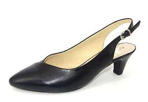 Caprice Schuhe Slipper Damenschuhe Sandalen Pumps Halbschuhe Leder Gr.38,5