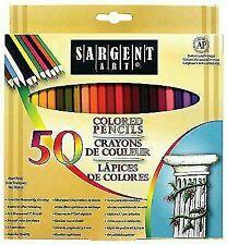 Sargent Art Premium Coloring Pencils - Pack of 50 (22-7251)