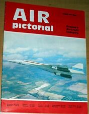Air Pictorial 1971 June BN Islander,RAF Puma,French Aerospace