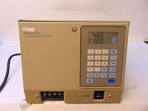 Waters M486 Tunable Absorbance Detector - S3851