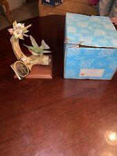 Hummingbird Collectible Birds Andrea by Sadek Japan #5538