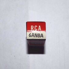 RCA 6AN8A Electron Tube