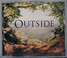 GEORGE MICHAEL OUTSIDE CD SINGOLO cds SINGLE