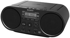 Sony ZS-PS55B CD Boombox USB Playback DAB/DAB+/FM Portable Radio Audio System