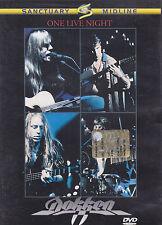 DOKKEN - one live night DVD