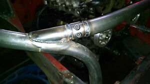 89-99 Nissan 240 SX S13 S14 2 tube Removable Couplers