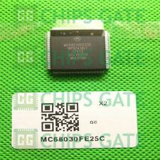 1PCS Motorola MC68030FE25C 68030 Enhanced 32-Bit Microprocessor QFP132