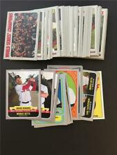2019 Topps Heritage Boston Red Sox Master Team Set 50 Cards Low & High SP Insert