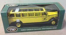1936 White Model 706 Tour Bus 1:48 GETTYSBURG BATTLEFIELD Park Open Top Company