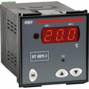 Termoregolatore digitale HT NiPt-1P7A  VEMER VM625100