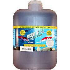 Microbe Lift Sludge Away 5 Gallon Pond Muck Remover Treatment MLXSAG5