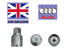 Audi New Locking Wheel Nut Key Letter N, Code 812