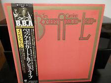 Beck Bogert Appice Live In Japan Import 2 LP Set W/Obi and Insert Excellent Copy