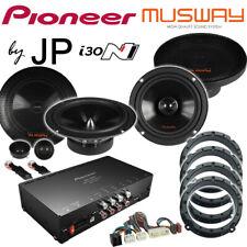 Hyundai i30 i30N by JP | Pioneer Musway Lautsprecher BOXEN Verstärker DSP Kabel