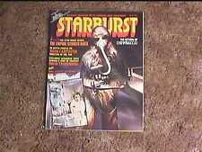STARBURST #22 MAGAZINE   VF/NM CHEWBACCA STAR WARS