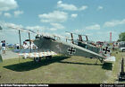 WWI 1/6 Scale Habilstadt CLII 70 inch  Giant Scale RC Model AIrplane Plans