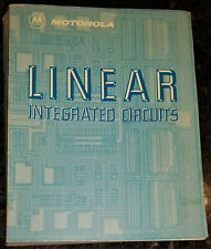 Used 1979 Motorola Linear Integrated Circuits
