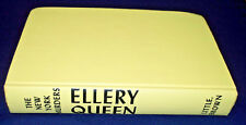 Vintage The New York Murders An Ellery Queen Omnibus HB Hardcover Mystery Novels